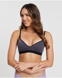 Cotton On Body - Cotton Lace Trim Maternity Bra