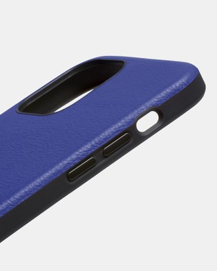 Bellroy Phone Case   0 card iPhone 12   iPhone 12 Pro - Tech Accessories (blue)