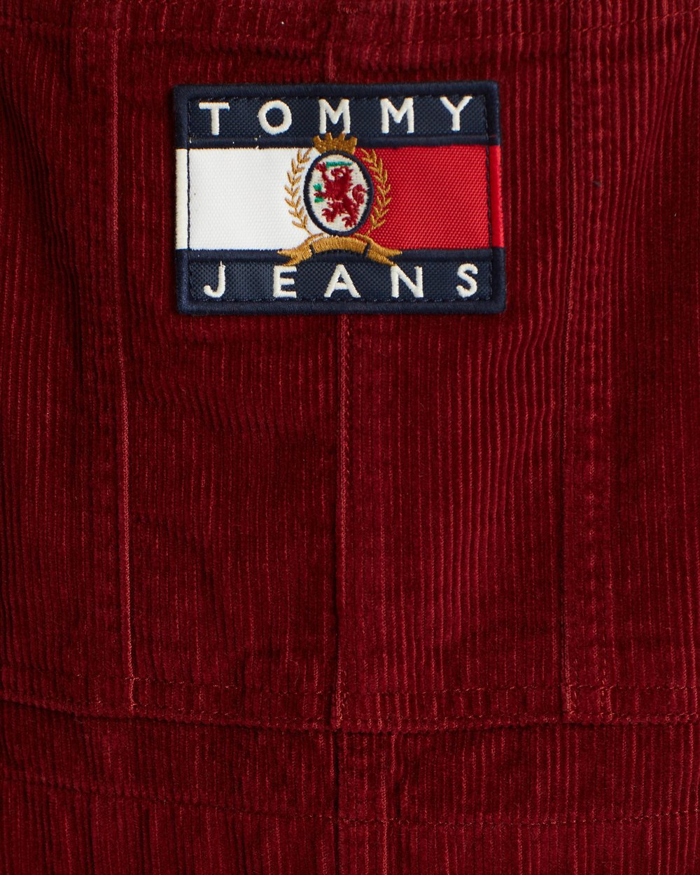 8b0c6752 Corduroy Flag Dungarees - Women's by Tommy Jeans Online | THE ICONIC |  Australia