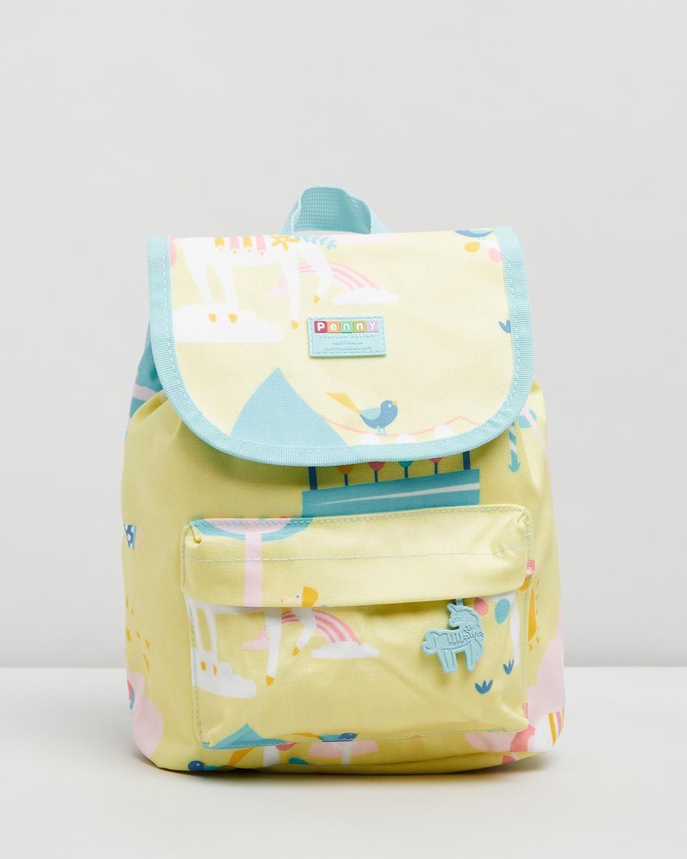 Penny Scallan Top Loading Backpack Backpacks Park Life