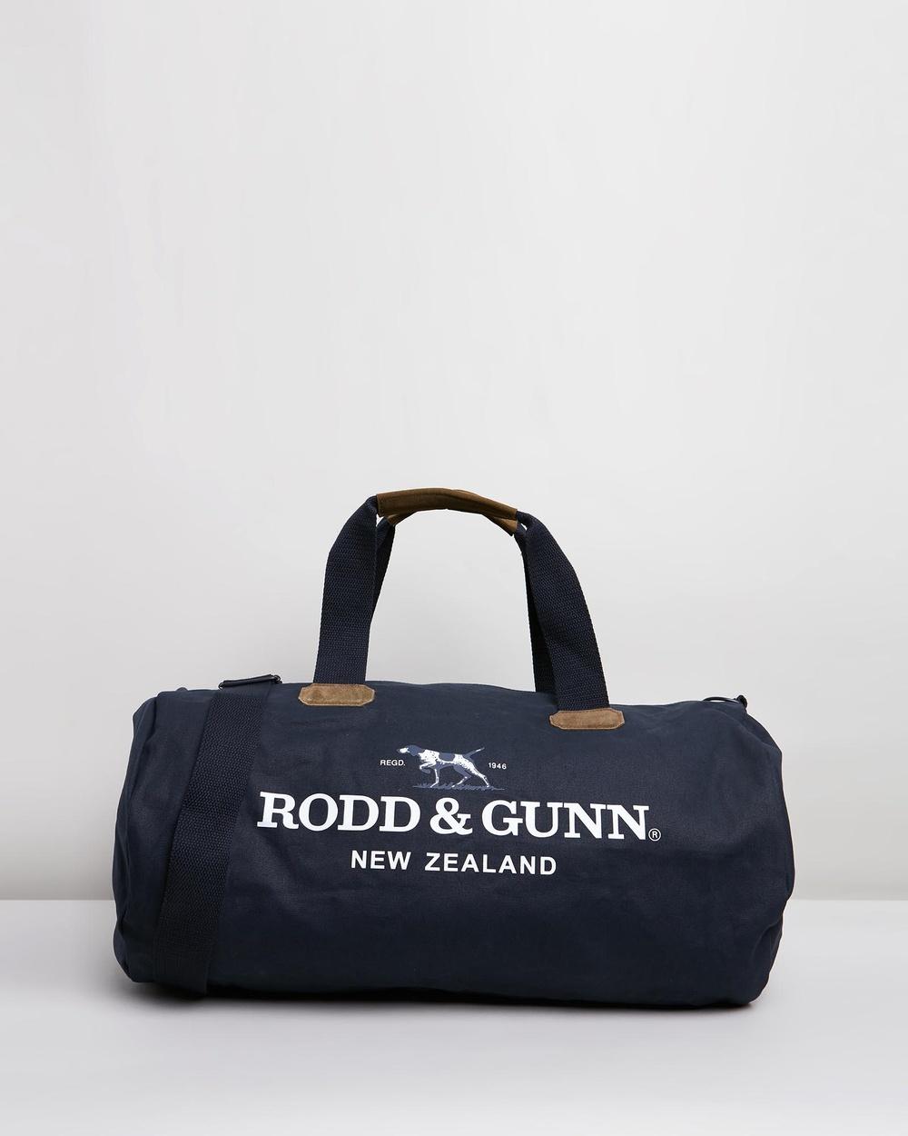 Rodd & Gunn Richmond Road Duffle Bag Bags Navy