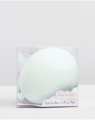 Teeny and Tiny - Little Balloon Wall Tap Light - Kids