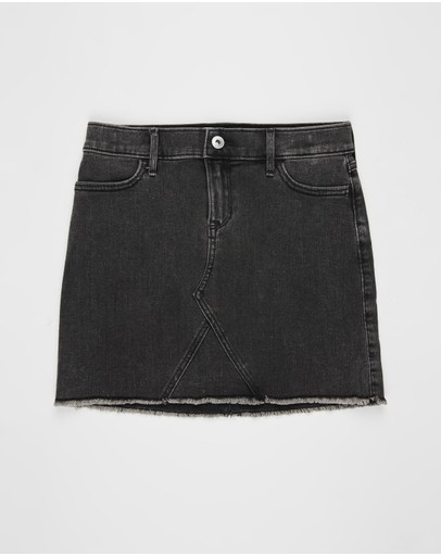 Abercrombie & Fitch - Denim Skirt - Teens