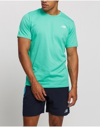 New Balance - Heathertech Tee