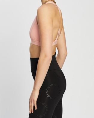 adidas Originals R.Y.V. Bra Top - Cropped tops (Trace Pink)