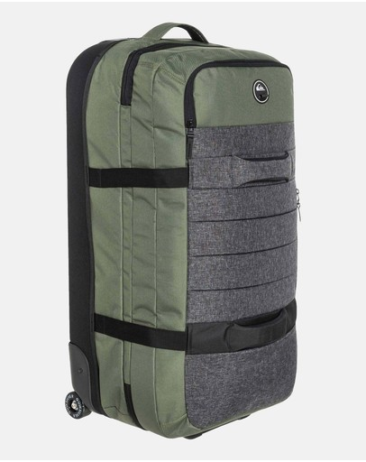 Quiksilver - New Reach Wheeled Travel Bag