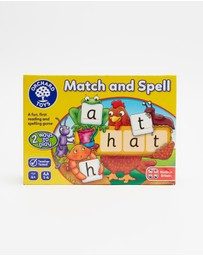 Orchard Toys - Match and Spell Game