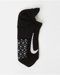 Nike - Nike Dry Elite Cushioned No-Show Running Socks  - Unisex