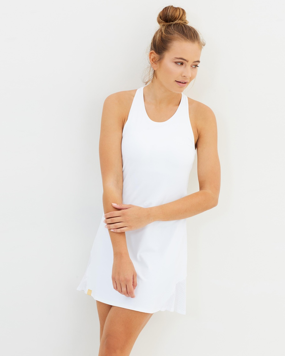 Monreal London White Ace Dress