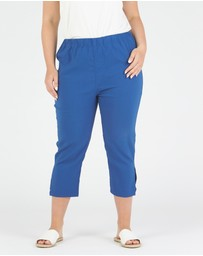 Advocado Plus - Side Split Pants