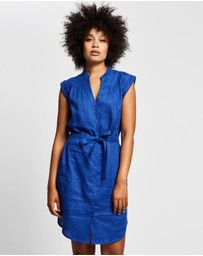 Marcs - Sapphire Washed Linen Dress