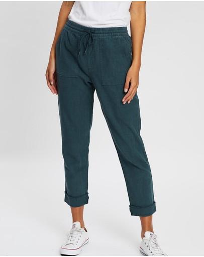 Summer Womens High Waist Denim Print Rose 3//4  Pants Slim Cropped Trousers HA