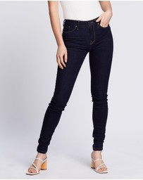 Tommy Hilfiger - Como Skinny Regular Waist Push Up Jeans