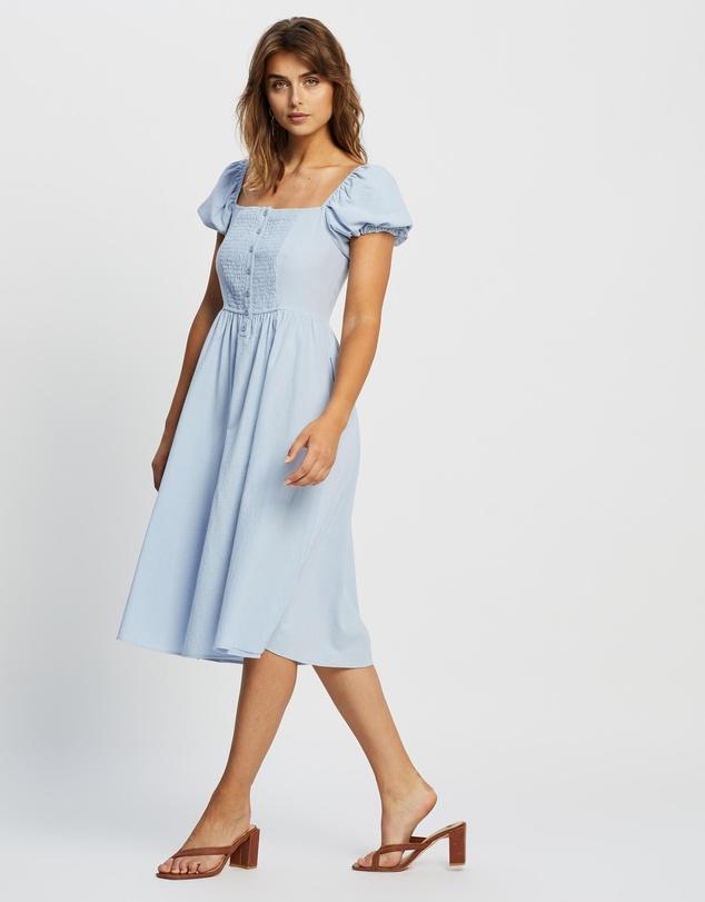 Women Mila Midi Dress