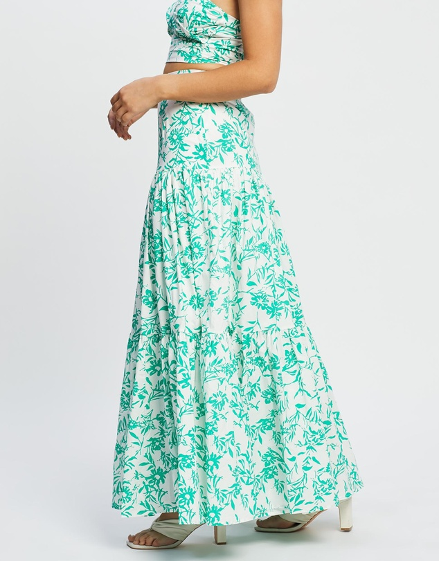 Women Ayla Maxi Skirt