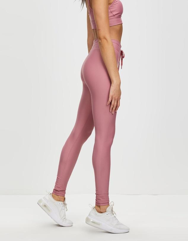 Women Solid Yoga Pants