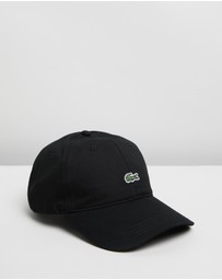 Lacoste - Centre Croc Cotton Cap