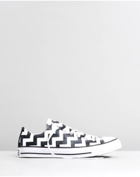 Converse - Chuck Taylor All Star Glam Dunk Low Top Sneakers