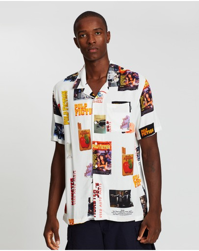 Huf - Pulp Fiction Photo Woven Shirt