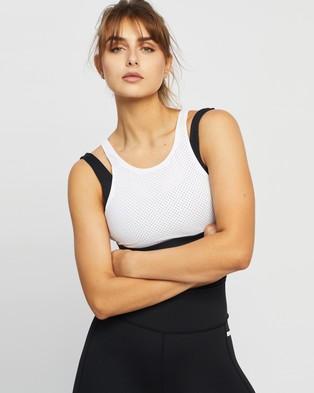 Lilybod Amber Sports Bra - Crop Tops (Black)