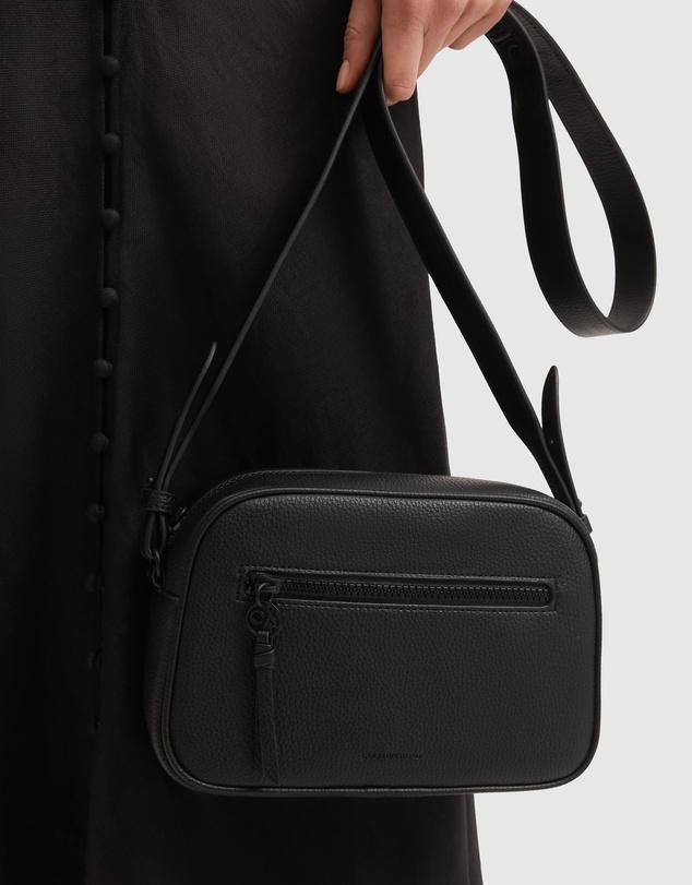 Women Strap Detail Crossbody Bag
