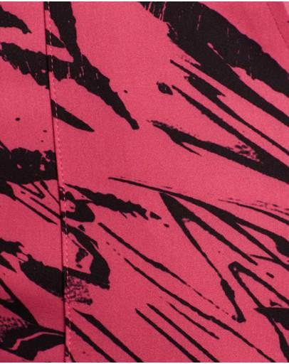 Nana Judy Cleo Pants Pink Zebra