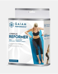 Gaiam - Performance Coreplus Pilates Reformer