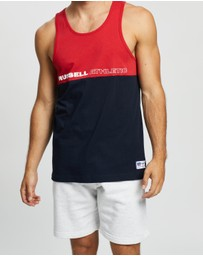 Russell Athletic - Cut & Sew Singlet