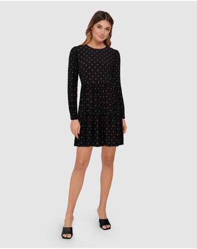 Forever New - Demi Smock Mini Dress