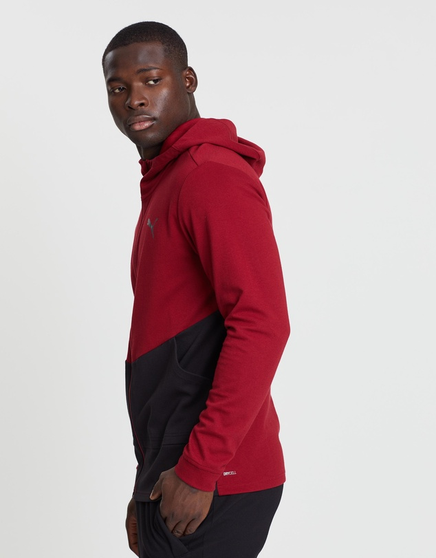 Puma - Reactive Full-Zip Jacket