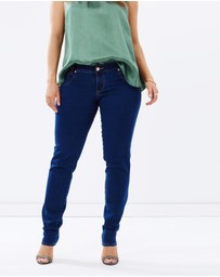 Embody Denim - Ice Queen Skinny Jeans