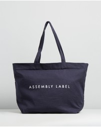 Assembly Label - Weekender Bag