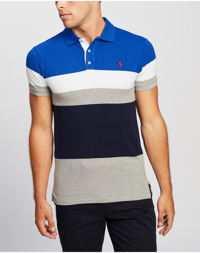 Polo Ralph Lauren - Slim Fit Short Sleeve Knit Polo