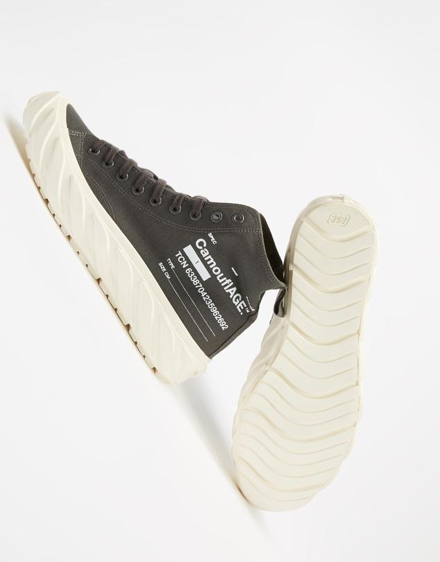 Women Top Ripstop Sneakers - Unisex