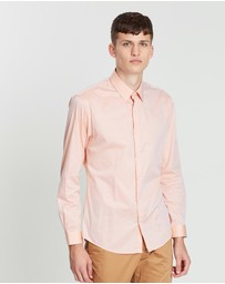 CERRUTI 1881 - Cotton Poplin Dress Shirt