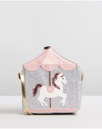 Billy Loves Audrey - Carousel Shoulder Bag - Kids
