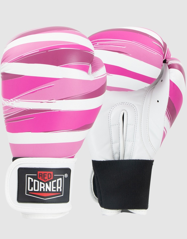 Women RCB Spar Boxing Gloves - Stripes