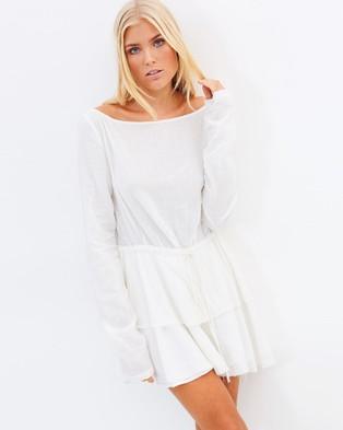 Livingstone Cooper – Hank Dress – Dresses (White)