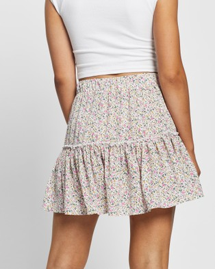 All About Eve Jessie Skirt Skirts PRINT