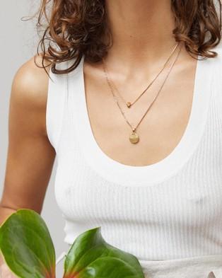 Aletheia & Phos Baby Girl Necklace Jewellery Gold
