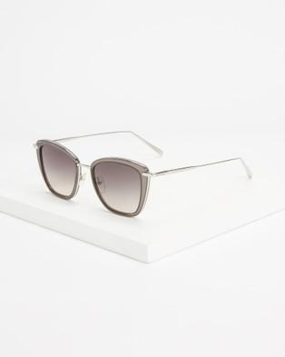 Longchamp LO638S - Square (Slate)