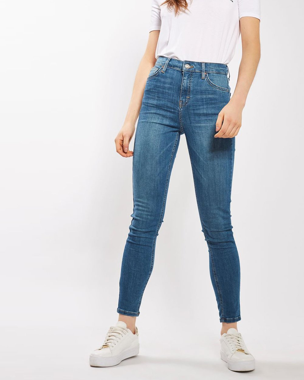 1223bc2fbf MOTO Authentic Jamie Jeans by TOPSHOP Online   THE ICONIC   Australia