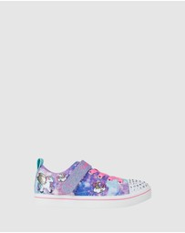 Skechers - Twinkle Toes Sparkle Rayz Unicorn Youth