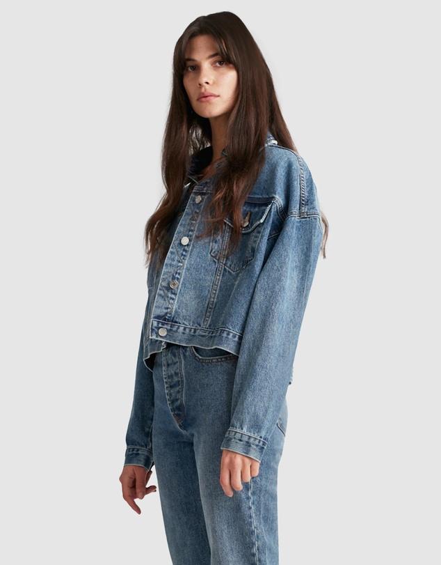 Women Harwood Jacket