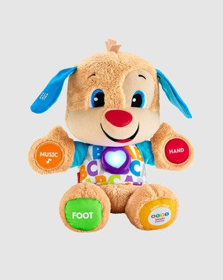 Fisher Price Laugh & Learn Smart Stages Puppy - All toys (N/A)