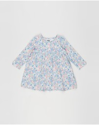 Cotton On Baby - Molly Long Sleeve Dress - Babies