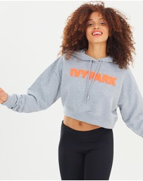 Ivy Park - Chenille Hoodie