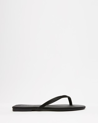 Therapy Siena - All thongs (Black)