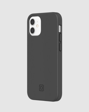 Incipio Organicore Case For iPhone 12 Mini - Tech Accessories (Black)