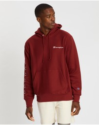 Champion - Reverse Weave Graphic Hoodie
